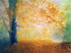 Artwork >> Demeter Gui >> #Wonderful #autumn #artwork, #masterpiece, #painting, #art