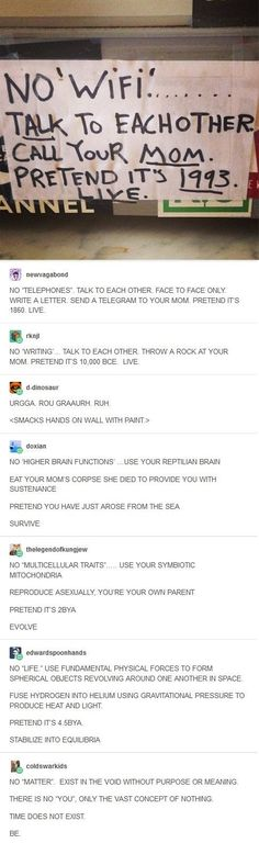 Tumblr Threads That Will Make You Chuckle Gently