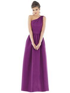 Alfred Sung Dress D531