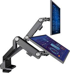 New Technology Gadgets, Engineering Technology, Futuristic Technology, Gaming Desk Setup, Computer Setup, Home Gadgets, Tech Gadgets, Pc Hp, Flat Screen Tv Stand