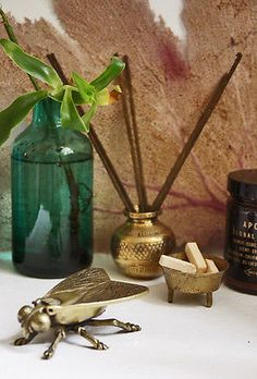 Add the right scent Make sure your home doesn't just look good, but that it smells good too. Check out my home scents collection for some ideas, but Dyptique Roses and Palo Santo are two of my faves.