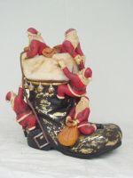 Boot with Santa (big)