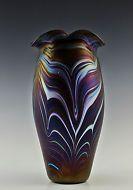 Bohemian Vase inspiration Loetz