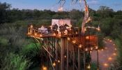 A Luxury Safari Resort In South Africa That Overlooks A Nature Reserve - DesignTAXI.com