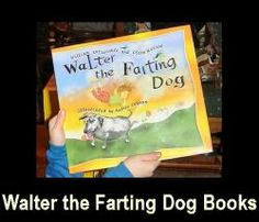 Walter The Farting Dog Books