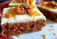 Healthy Sweets, Winter Food, Sweet Life, Carrot Cake, Cookie Recipes, Carrots, Food And Drink, Favorite Recipes, Homemade