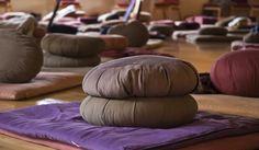 Cojines de Meditación Para Hacer Yoga