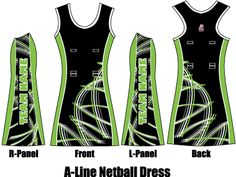 Why choose Game Clothing for your custom Netball Dresses? Netball Dresses, Court Dresses, Line, Recovery, Designer Dresses, Goal, Athletic Tank Tops, Sportswear, Printing