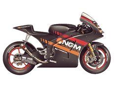 2014 MotoGP NGM forward Racing Yamaha