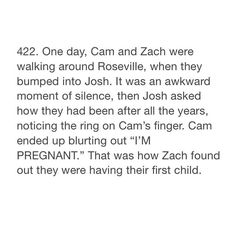 Omg Cammie would do that! #gallaghergirlheadcanons (credits to @gallaghergirlheadcanons on tumblr)