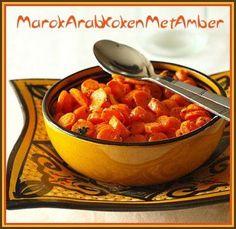 Een smakelijke en pikante Marokkaanse wortelsalade..Dit heb je nodig5 wortelen2…