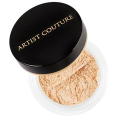 Shop Artist Couture's Diamond Glow Powder at Sephora. A shimmering loose powder highlighter with highly reflective, iridescent pearls. Luminous Makeup, Liquid Highlighter, Finishing Powder, Baby Oil, Loose Powder, Free Makeup, Makeup Remover, Best Makeup Products, Beauty Products