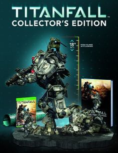 Titanfall Collector's Edition for sale
