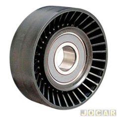 Rolamento polia do alternador - Uno/Palio/Siena - 1.0/1.5 8V  - Fiorino 1.0/1.5 1997 em diante - Strada 1.5 8V - cada (unidade)