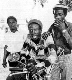 The Heptones are a Jamaican rocksteady and reggae vocal trio most active in the 1960s and early 1970s. They were one of the more significant trios of that era, and played a major role in the gradual transition between ska and rocksteady with their three-part harmonies.