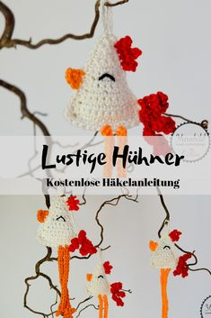 Crochet chick pattern — Fun and quick chicks for Easter! Crochet chicks pattern — Fun and quick chicks for Easter! You can use them for decoration or as a bookmark Easter Crochet Patterns, Crochet Amigurumi Free Patterns, Crochet Patterns For Beginners, Crochet Horse, Single Crochet Decrease, Crochet Chicken, Origami Bookmark, Crochet Bookmarks, Cute Crochet