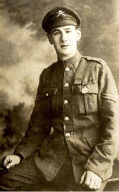 AH Cross VC 21st Bn. London Regt. (1st Surrey Rifles) Awarded 1918