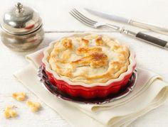 Hühner-Pie aus Blätterteig