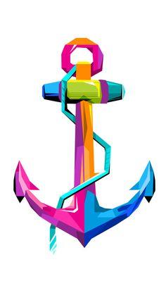 ╰☆⚓ Anchors ⚓☆╮ ~~Bernard Salunga