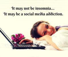 Does this sound like you too !!! #Socialmedia