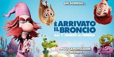 E' Arrivato il Broncio è un film d'animazione che attualmente ha incassato 1,1 milioni di euro. Una cifra di tutto rispetto se si pensa ad un film d'animazione. Ma entriamo nel vivo della trama. E' Arrivato il Broncio narra una storia che si sviluppa su due livelli: La vita terreno e la quotidianeità in un mondo