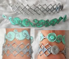 Flexy experiments (bracelets) #3doodler #whatwillyoucreate #madewith3doodler