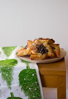 Mincemeat Danish Pastries | Patisserie Makes Perfect