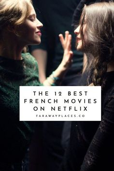 The Best French Movies on Netflix - faraway places These are the best French movies on Netflix (plus a couple TV shows): Blue Is the Warmest Color, Call My Agent, Une fille inconnue, Personal Shopper. French Language Lessons, French Language Learning, French Lessons, Foreign Language, German Language, Spanish Lessons, Japanese Language, Spanish Language, Language Study
