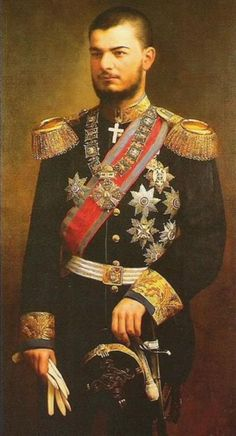 Alexander I, King of Serbia (Aleksandar Obrenovic.) (Serbia became part of Yugoslavia in 1918.)