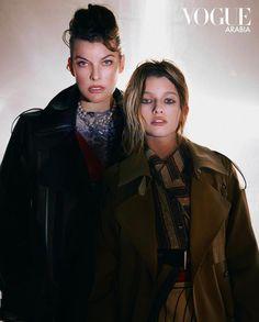 Most Beautiful, Beautiful Women, Milla Jovovich, Fun At Work, Vogue Magazine, Pearl Grey, Celebs, Celebrities, White Gold Diamonds