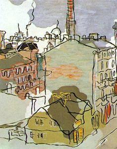 colors of life Political Art, City Scene, Urban Sketching, Eastern Europe, Illustration Art, Illustrations, Home Art, Poland, Artsy