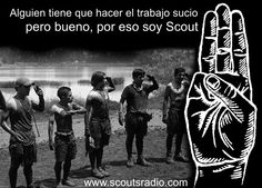 Escúchanos: www.scoutsradio.com