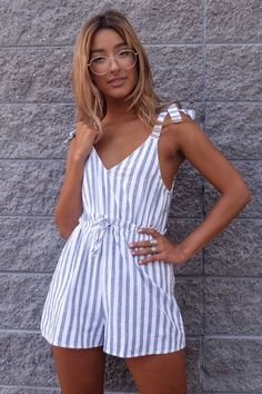 BAIL ME OUT playsuit