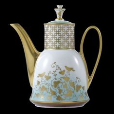ProunaUSA | Classic | Coffeepot Fine China Luxury Dinnerware