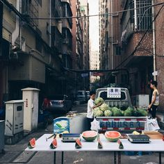 Seen in Bantian, Shenzhen Vsco Grid, Shenzhen, Times Square, Street View, August 22, Photography, Travel, Photograph, Viajes