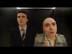 Burnistoun S1E1 - Voice Recognition Elevator - ELEVEN! Voice recognition never took into account the almighty Scottish accent.  Very funny!