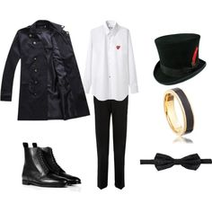 Marco - The Night Circus by jennadanoy on Polyvore