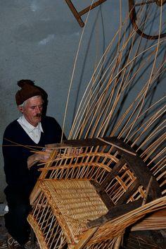 Wicker making in Madeira Island - Portugal