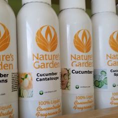 What is you favorite cucumber scent from Natures Garden? #naturesgarden #fragranceoils #ngscents #soapmaking #candlemaking #slimescents #fragrancefun