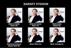 Barney Stinson Meme | Best Of What People Think I Do/What I Really Do
