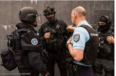 GIGN BRI Military Special Forces, Military Police, Police Nationale, Swat, Armed Forces, Cops, Soldiers, The Unit, France
