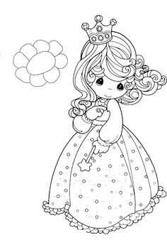 Precious Moments Coloring Book Pictures - Precious Moments Coloring Pages : KidsDrawing – Free Coloring Pages Online