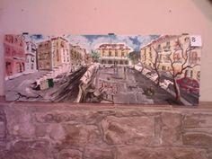Una calle de tu pueblo ( FRAGA )