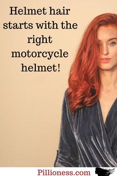 It's true that women's motorcycle helmets will make you look like you slept under a hedge. But a day out on a motorcycle is worth it! Lady Biker, Biker Girl, Womens Motorcycle Helmets, Motorcycle Girls, Victory Motorcycles, Honda Motorcycles, Ducati Monster Custom, Helmet Hair, Hair Starting