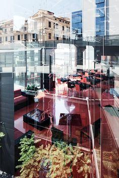 Studio Odile Decq, altrospazio · MACRO - Museo d'Arte Contemporanea di Roma