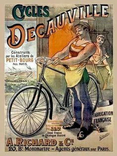 Cycles Decauville ......