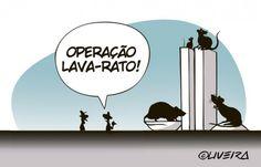 Lava-ratos   Humor Político