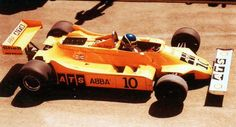 #OnThisDay in 1981 in the #SanMarinoGP at Imola, drummer of ABBA Slim Borgudd made his #F1 debut with Team ATS