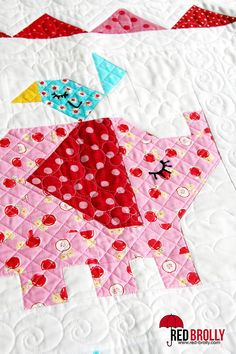 Sneak Peek-new quilts from Red Brolly
