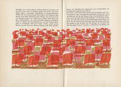 """""""Das Hölzerne Pferd"""" written by Franz Fühmann and illustrated by Eberhard Binder.  Published by Verlag Neues Leben, 1968."""